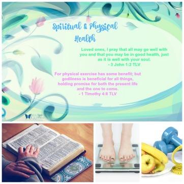 Instagram Spiritual Physical Health